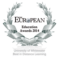 New Europe Best in Distance Learning - University of Wisconsin - Whitewater | Online MBA - Wisconsin, USA