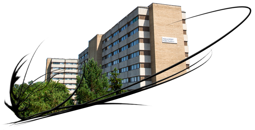 Wells East and West Residence Halls
