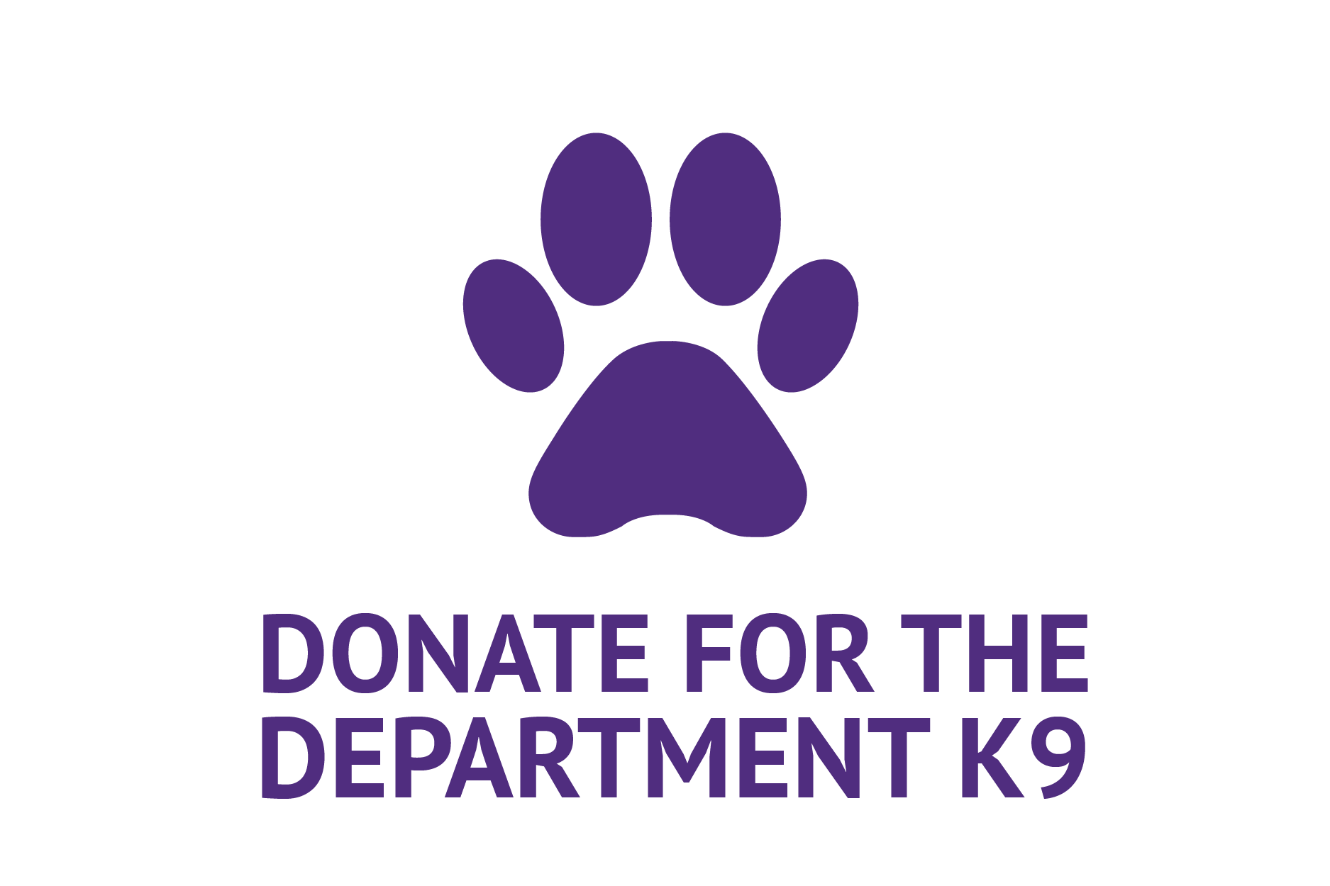 Donate for the UW-Whitewater Department K9