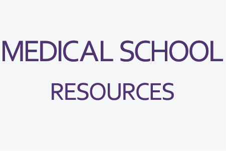 Medical School Resources