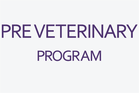 Pre Veterinary Program
