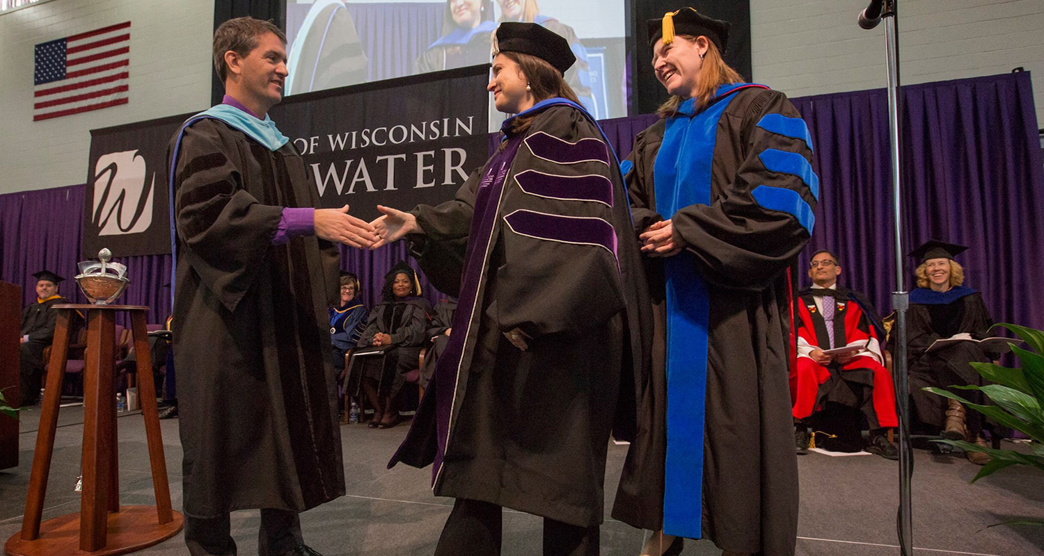 Learn more about the UW-Whitewater Doctorate Program