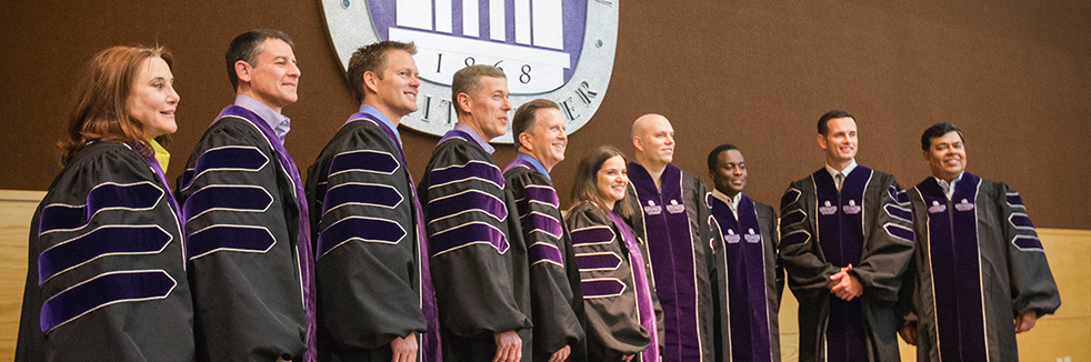 UW-Whitewater celebrates the first graduates of its Doctorate of Business Administration program