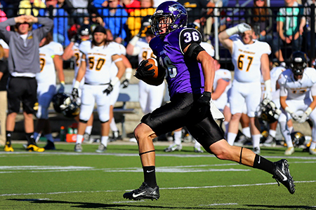 Warhawk Football vs. UW-Platteville homecoming
