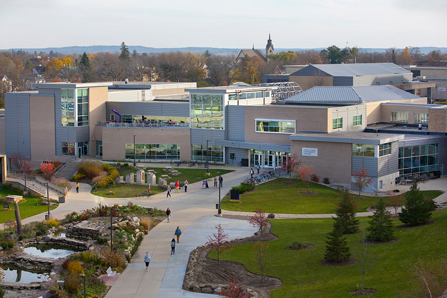 See the UW-Whitewater campus