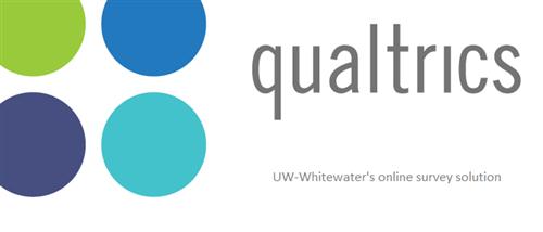 Qualtrics | University of Wisconsin Whitewater