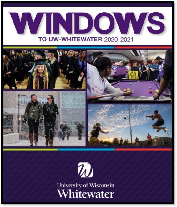 Windows to UW Whitewater