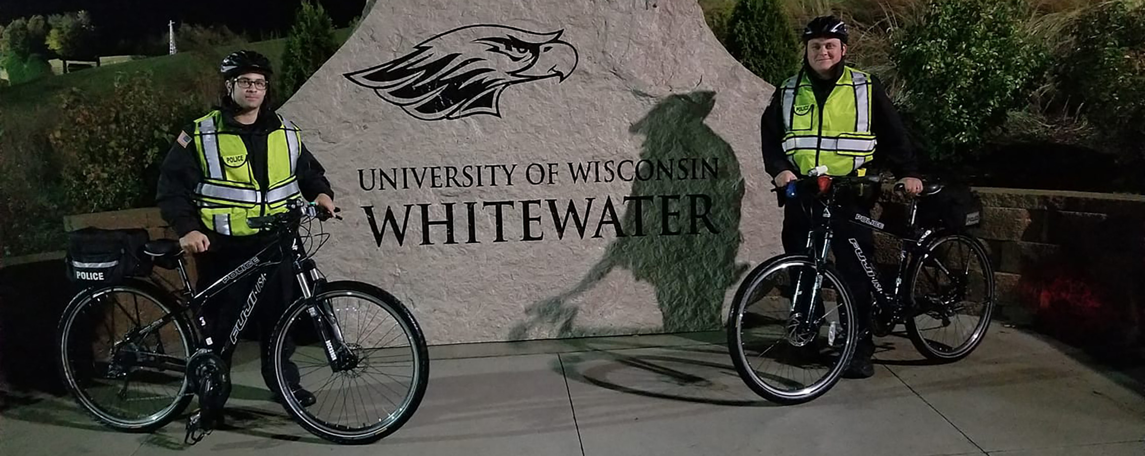 UW-Whitewater Police Department Information
