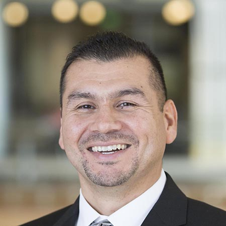 Ramon Ortiz, Ph.D. '98 MBA '06