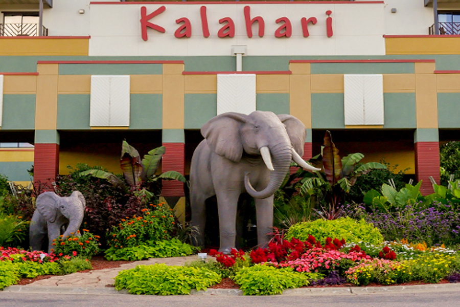 Kalahari Family Weekend »