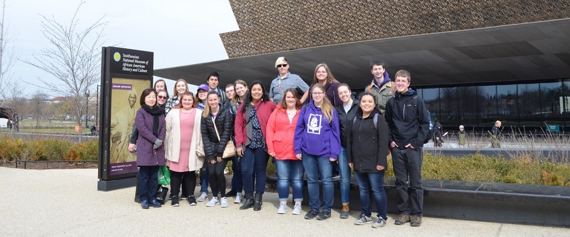 Honors Seminar 2018 Visits Washington DC