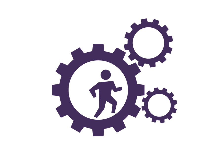 UW-Whitewater Gears Icon
