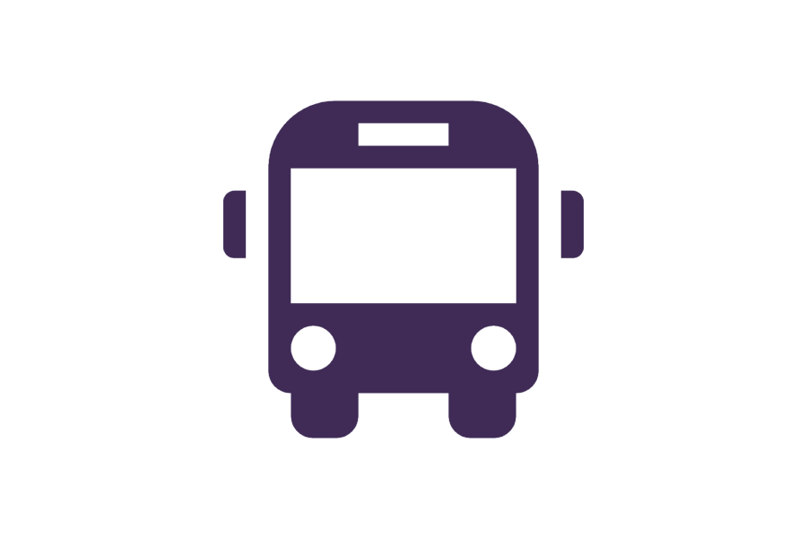 Shuttle bus between UW-Whitewater and UW-Rock County