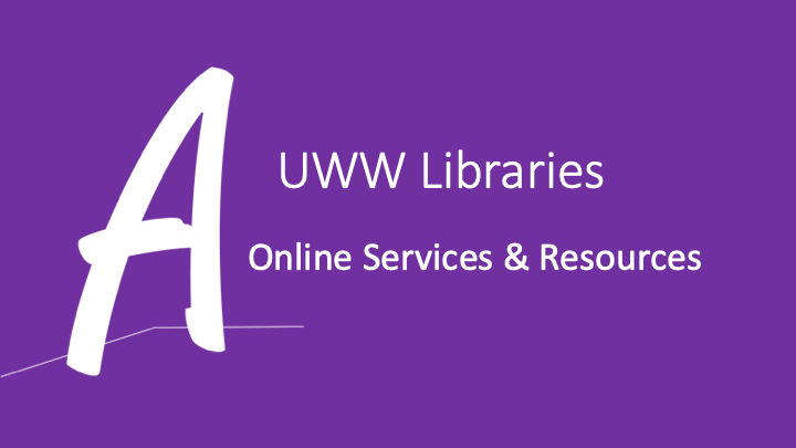 Online Services & Resources, Read more at link