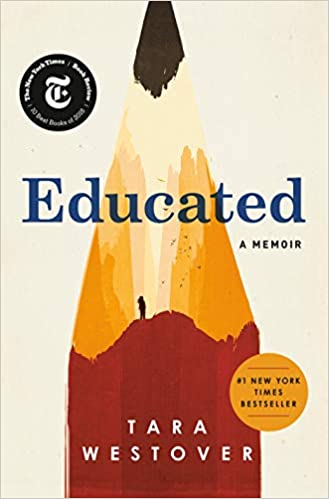 Book cover image of Educated