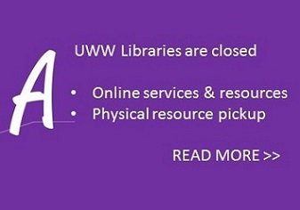 Library Buildings Closed, Read more at link
