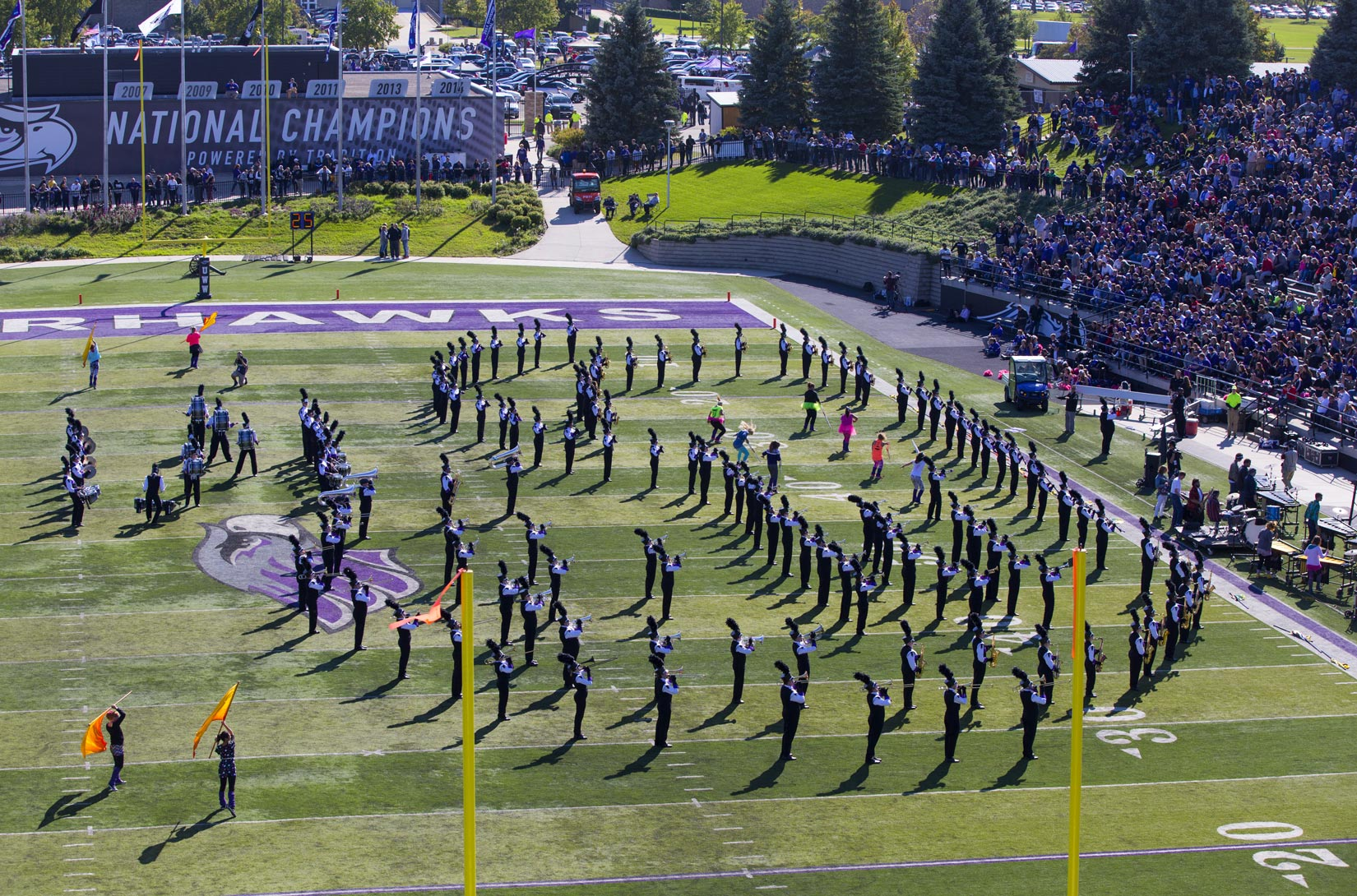 Uw Whitewater Marching Band To Perform At Packers Game On Sept 10 University Of Wisconsin Whitewater