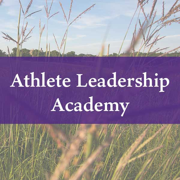 Athlete Leadership Academy Button