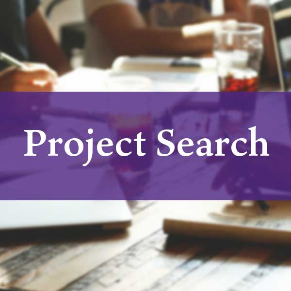 Project SEARCH Button
