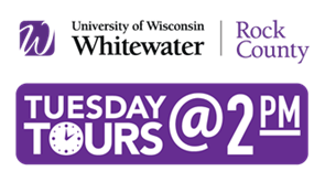 Tuesday Tours at 2 pm
