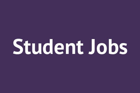 Student Jobs information at UW-Whitewater