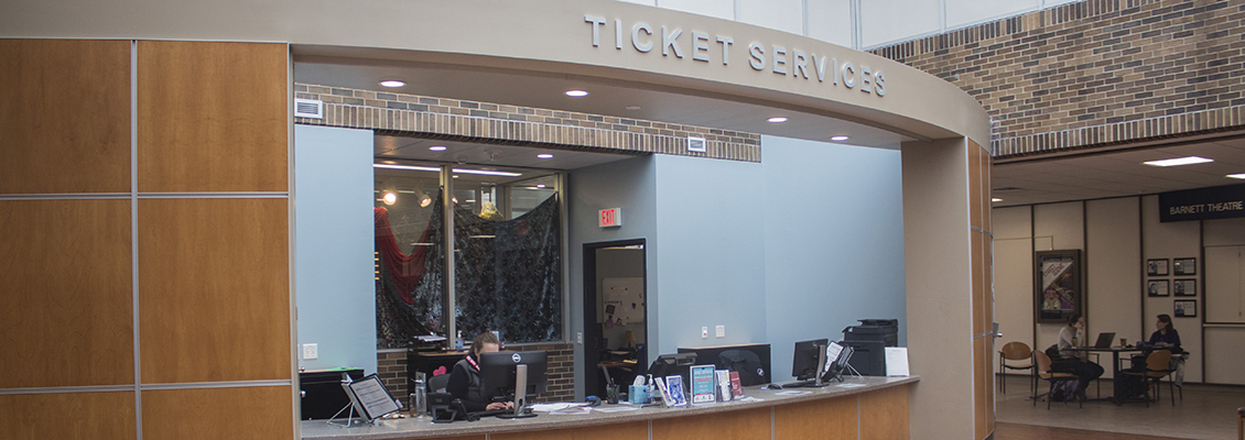 UW-Whitewater Ticket Services
