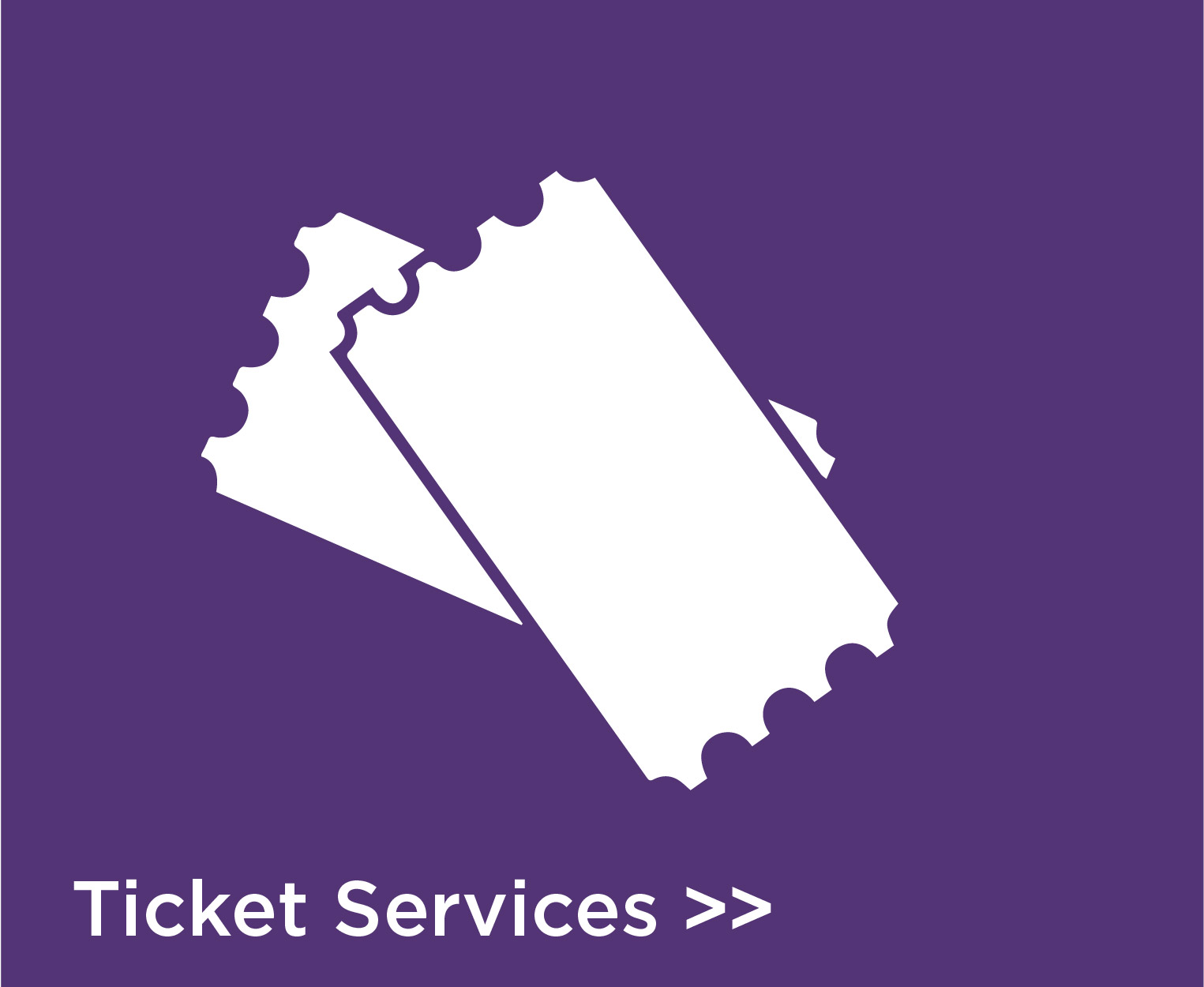 UC Ticket Services for events at UW-Whitewater