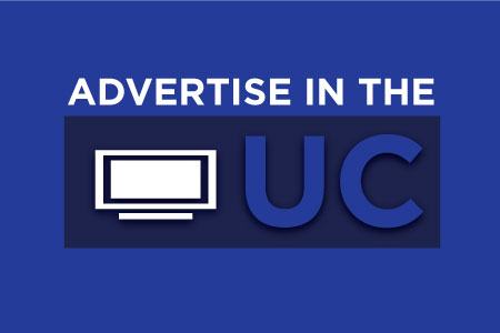 Advertise in the UC