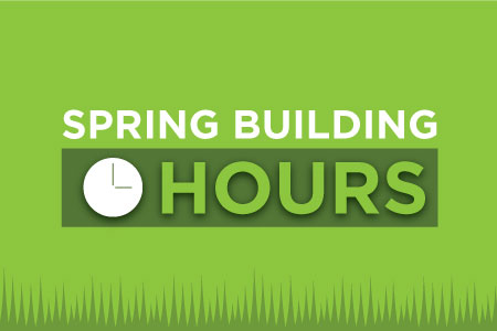 Fall Building Hours
