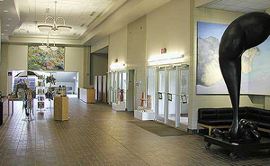 The Front Lobby