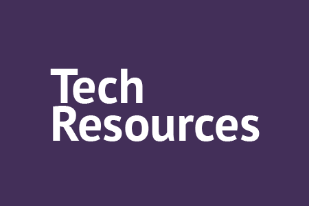 UW-Whitewater tech resources